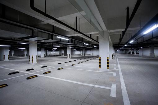 Dividing Line - Road Marking「Parking lot」:スマホ壁紙(17)