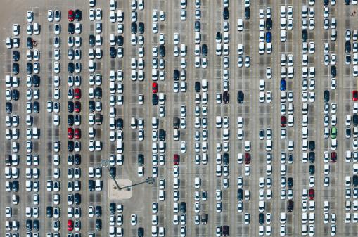 Mode of Transport「Parking Lot」:スマホ壁紙(9)