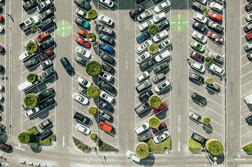Used Car Selling「Parking lot」:スマホ壁紙(12)
