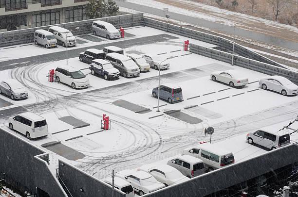 Parking Lot:スマホ壁紙(壁紙.com)
