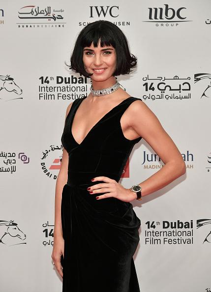 ノースリーブワンピース「2017 Dubai International Film Festival - Day 1」:写真・画像(11)[壁紙.com]