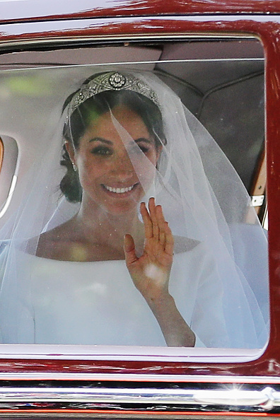 到着「Prince Harry Marries Ms. Meghan Markle - Atmosphere」:写真・画像(1)[壁紙.com]