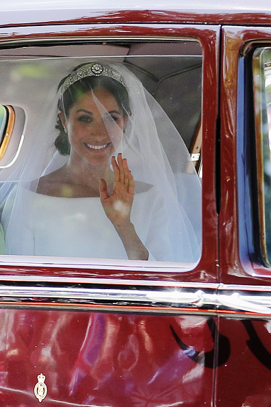 到着「Prince Harry Marries Ms. Meghan Markle - Atmosphere」:写真・画像(14)[壁紙.com]