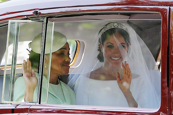 Mother「Prince Harry Marries Ms. Meghan Markle - Atmosphere」:写真・画像(14)[壁紙.com]