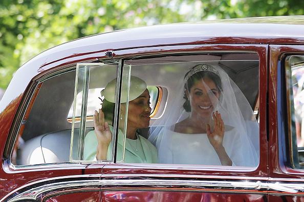 到着「Prince Harry Marries Ms. Meghan Markle - Atmosphere」:写真・画像(5)[壁紙.com]