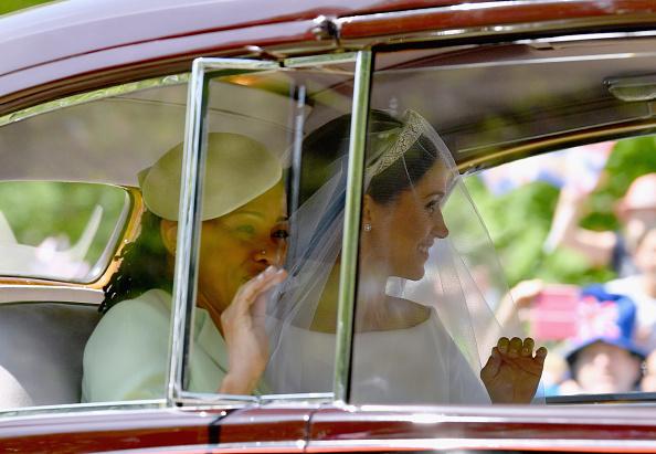到着「Meghan Markle Arrives At Windsor Castle Ahead Of Her Wedding To Prince Harry」:写真・画像(17)[壁紙.com]