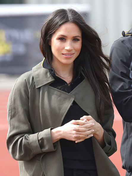 Looking At Camera「Prince Harry And Meghan Markle Attend UK Team Trials For The Invictus Games Sydney 2018」:写真・画像(5)[壁紙.com]