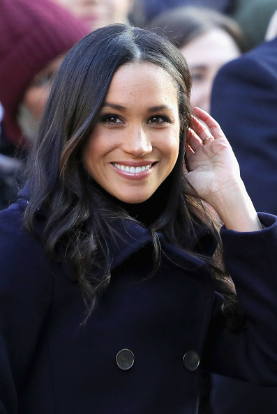 1人「Prince Harry & Meghan Markle Visit Nottingham」:写真・画像(1)[壁紙.com]