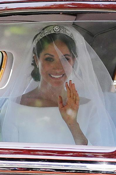 到着「Prince Harry Marries Ms. Meghan Markle - Atmosphere」:写真・画像(16)[壁紙.com]