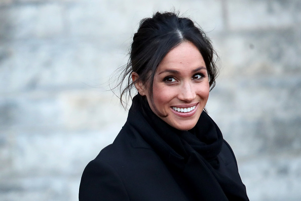 Meghan - Duchess of Sussex「Prince Harry And Meghan Markle Visit Cardiff Castle」:写真・画像(1)[壁紙.com]