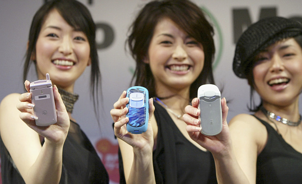Conference Phone「NTT DoCoMo Announces Launch Of Mobile Wallet Service」:写真・画像(6)[壁紙.com]
