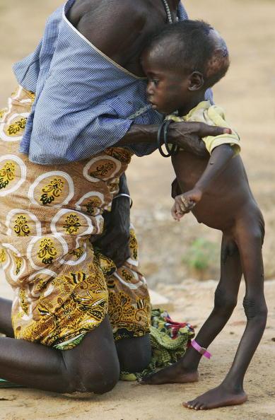 Elementary Age「Niger Suffers Famine」:写真・画像(6)[壁紙.com]