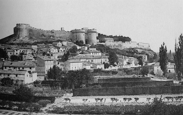 Circa 14th Century「Villeneuve-Les-Avignon - The Fort St Andre」:写真・画像(1)[壁紙.com]