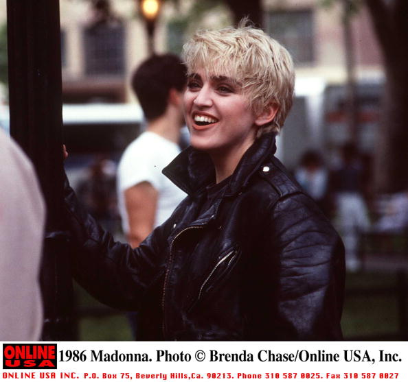 1990-1999「1986 Madonna.」:写真・画像(13)[壁紙.com]
