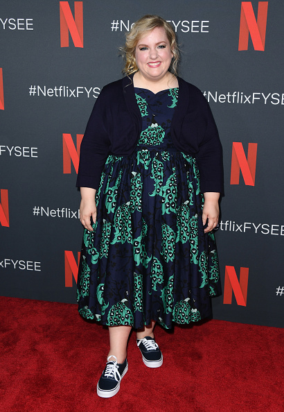 "Multi Colored Dress「FYC Event For Netflix's ""The Kominsky Method""」:写真・画像(16)[壁紙.com]"