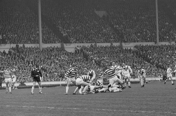 Black And White「1970 Challenge Cup Final」:写真・画像(19)[壁紙.com]