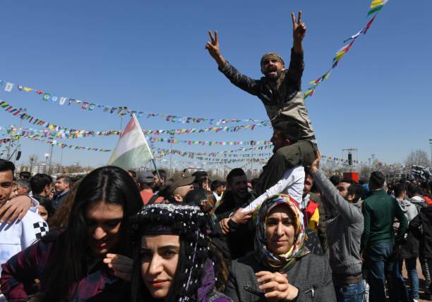 Kurdish Communities In Turkey Celebrate Nowruz:ニュース(壁紙.com)