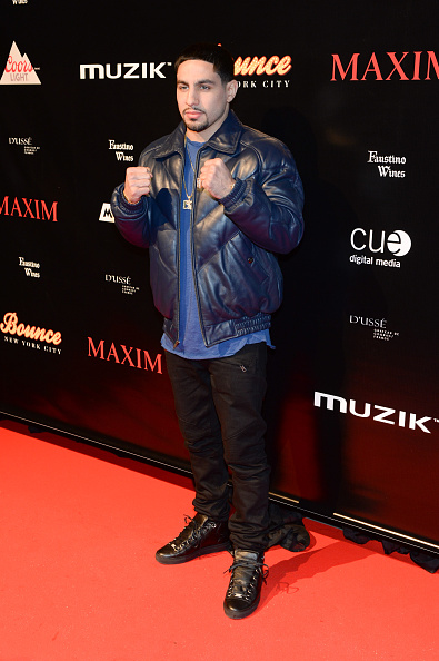 Boxer Danny Garcia「Bounce Sporting Club Presents The VIP Lounge At MAXIM's All Star Party」:写真・画像(3)[壁紙.com]