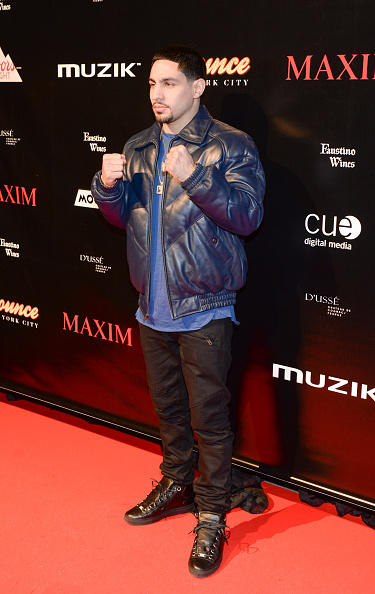 Boxer Danny Garcia「Bounce Sporting Club Presents The VIP Lounge At MAXIM's All Star Party」:写真・画像(2)[壁紙.com]