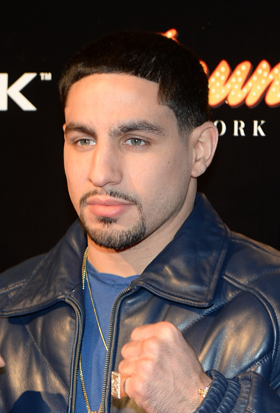Boxer Danny Garcia「Bounce Sporting Club Presents The VIP Lounge At MAXIM's All Star Party」:写真・画像(4)[壁紙.com]