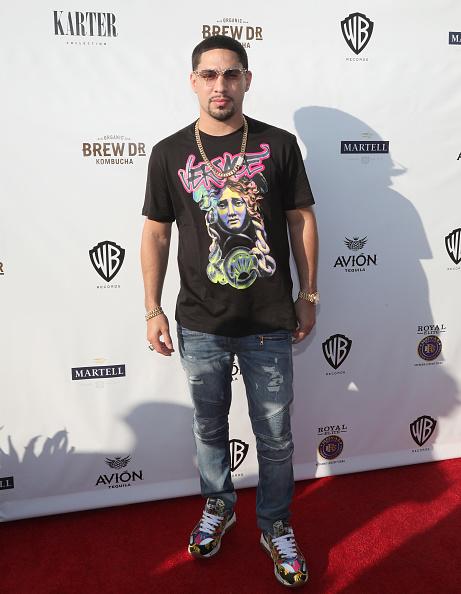 Boxer Danny Garcia「Warner Bros. Records MFD 2018」:写真・画像(0)[壁紙.com]