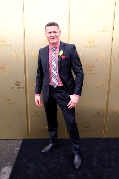 Boxer Danny Green「Around Melbourne Cup Day」:写真・画像(2)[壁紙.com]