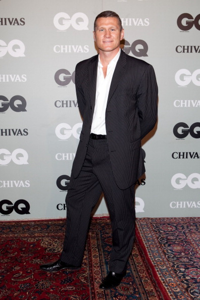 Boxer Danny Green「2010 GQ Men Of The Year Awards - Arrivals」:写真・画像(5)[壁紙.com]
