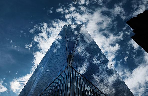 One World Trade Center「New York's World Trade Center Area Prepares To Mark 15th Anniversary Of Sept. 11th Attacks」:写真・画像(0)[壁紙.com]