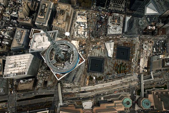Skyscraper「One World Trade Center Deemed Tallest Building In North America」:写真・画像(16)[壁紙.com]