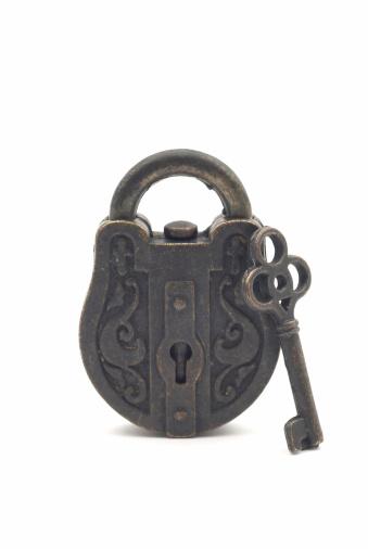 Skeleton Key「Antique Lock and Skeleton Key」:スマホ壁紙(17)