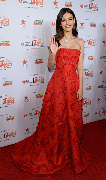 Faille「Go Red For Women - The Heart Truth Red Dress Collection 2014 Show Made Possible By Macy's And SUBWAY Restaurants - Arrivals」:写真・画像(5)[壁紙.com]