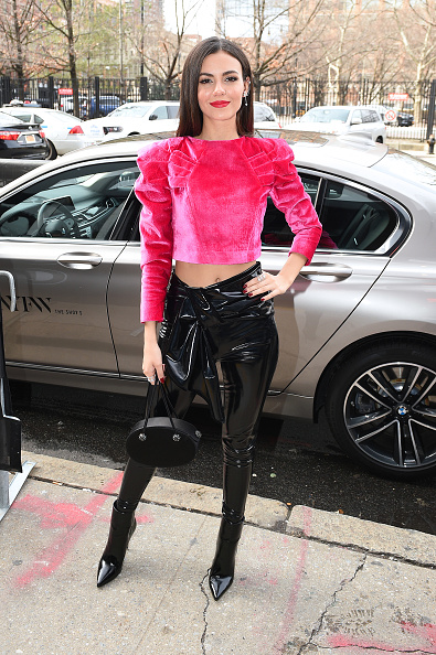 Crop Top「IMG NYFW: The Shows 2020 Partners - February 12」:写真・画像(5)[壁紙.com]