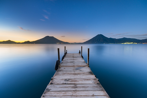 Central America「Sunrise Lake Atitlán」:スマホ壁紙(15)