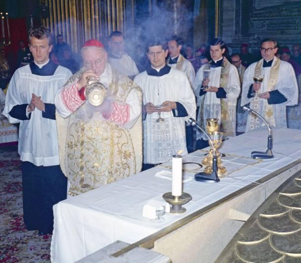 Primate of Poland cardinal Stefan Wyszynski:ニュース(壁紙.com)