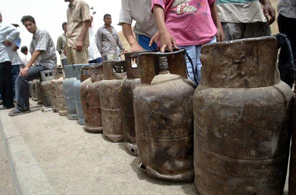 Fireball「Iraqis Wait for Propane in Baghdad」:写真・画像(18)[壁紙.com]