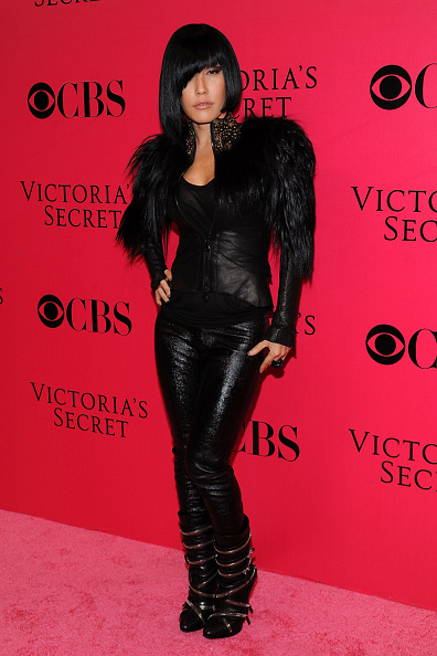 New York State Armory「Victoria�s Secret Fashion Show - Arrivals」:写真・画像(5)[壁紙.com]