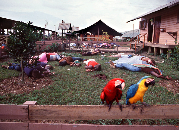 Mass Murder「Jonestown Massacre」:写真・画像(2)[壁紙.com]