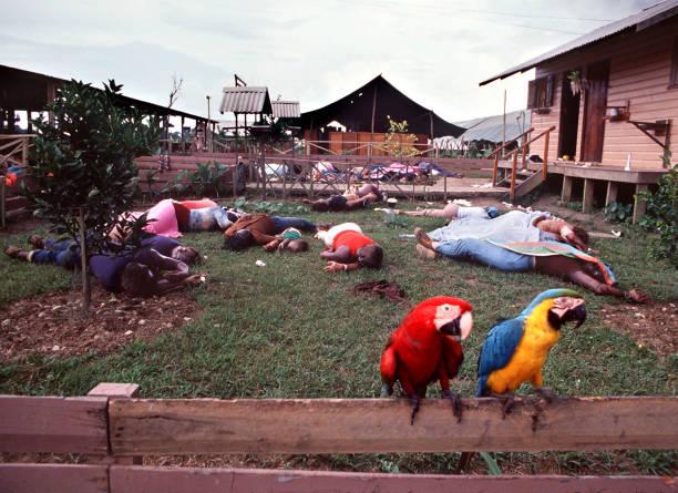 Jonestown Massacre:ニュース(壁紙.com)