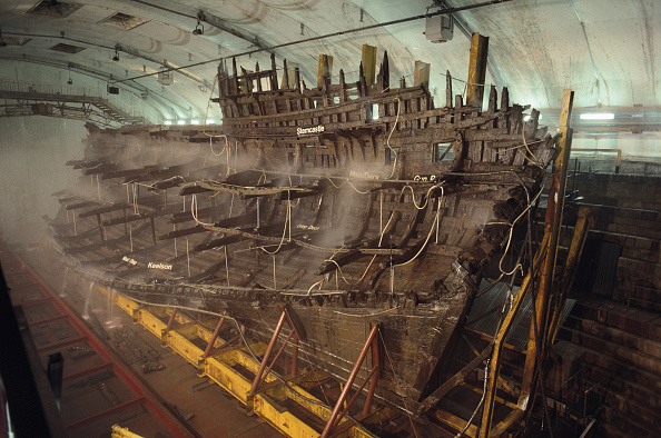 Ship「Mary Rose Conservation」:写真・画像(11)[壁紙.com]