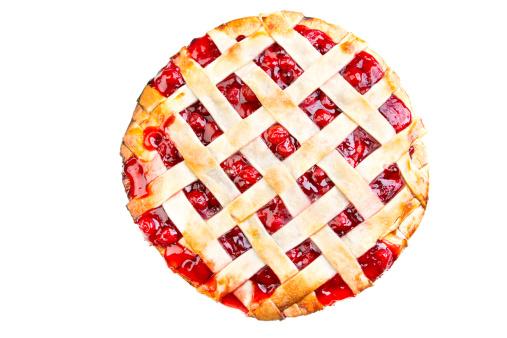 Cherry「Homemade Cherry Pie Lattice Crust」:スマホ壁紙(13)