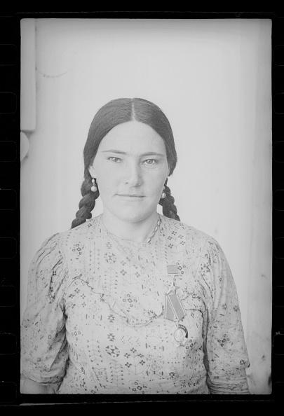Uzbekistan「A Woman's Portrait」:写真・画像(14)[壁紙.com]