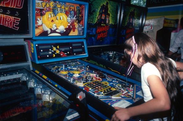 ゲームセンター「Video Arcade」:写真・画像(8)[壁紙.com]