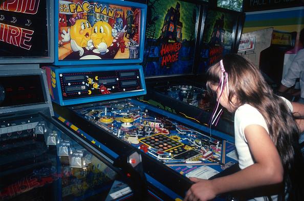 ゲームセンター「Pacman」:写真・画像(0)[壁紙.com]