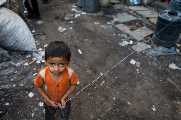 Slum「Mumbai Slum Redevelopment Stalled By Financial Crisis」:写真・画像(9)[壁紙.com]
