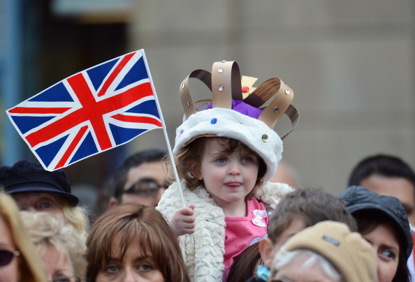 Homemade「Queen Elizabeth II Accompanied By The Duke Of Edinburgh Visits The North West - Day One」:写真・画像(5)[壁紙.com]