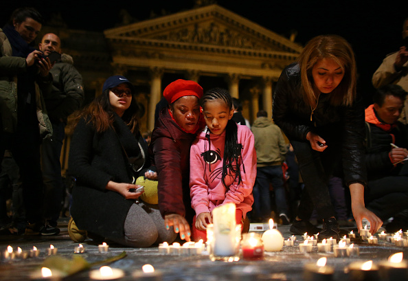 Brussels-Capital Region「Brussels Airport And Metro Rocked By Explosions」:写真・画像(14)[壁紙.com]
