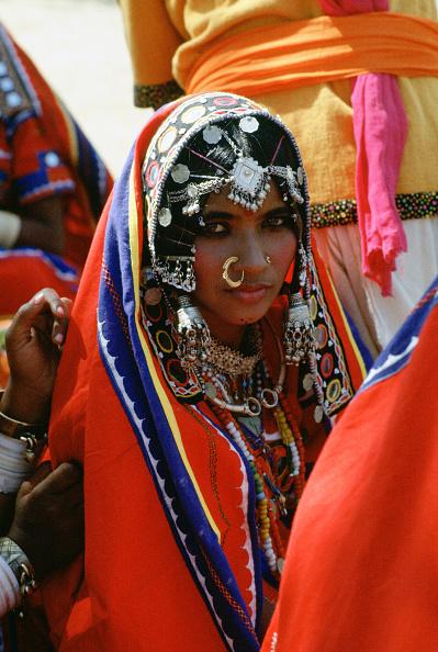 Tim Graham「Young Girl, Delhi, India」:写真・画像(3)[壁紙.com]