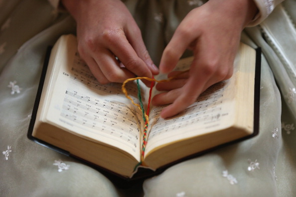 Choir「A Bavarian Village Marks Corpus Christi」:写真・画像(17)[壁紙.com]