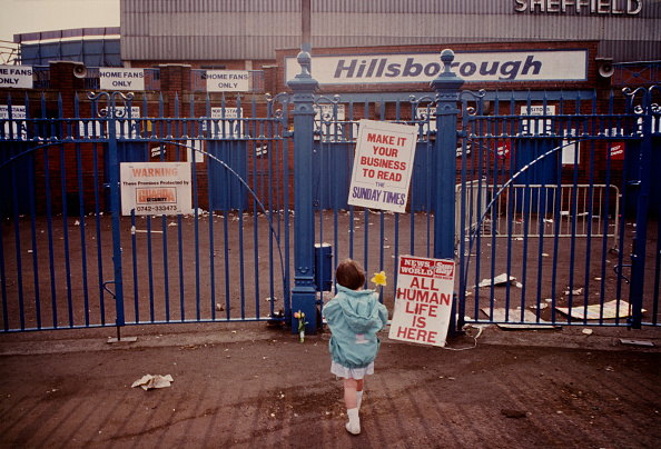 1989「Hillsborough Disaster」:写真・画像(8)[壁紙.com]