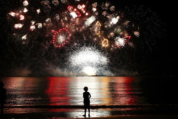 Firework Display「Northern Territorians Celebrate Territory Day」:写真・画像(17)[壁紙.com]